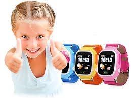 Reloj Gps Rastreador Para Niños Teléfono Touch