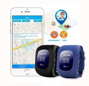 Reloj Gps Y Telefono Para Niños Con Boton Sos Localizacion