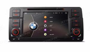 Auto Estereo Bmw Serie 3 E46 Mirror Link Gps Bluetooth