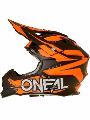 Casco Oneal 2 Series Slingshot Naranja Negro