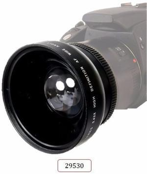 Gran Angular Con Macro 55mm D D D