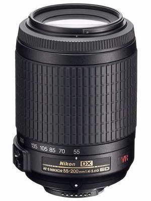 Lente Nikon Af-s Dx Vr Zoom-nikkor mm F/4-5.6g If-ed