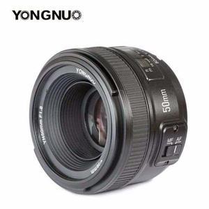 Lente Yongnuo Para Nikon 50 Mm F1:1:8+regalos