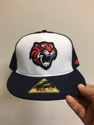 Gorra Tipo Fitted Tigres Original Todas Las Tallas