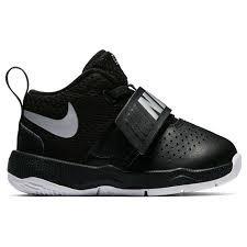Tenis Nike Team Hustle Bebé  Originales