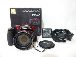 Camara Nikon Coolpix P520 ¡¡envio Gratis!!