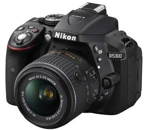 Camara Nikon D Mp Kit mm Estuche Mem Envio Gra