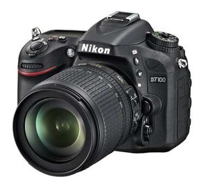 Cámara Nikon D Mp Dx Con mm F/ Af-s