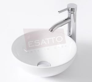 Esatto ® Kit Globie Paquete Lavabo Llave Contra Y Cespol