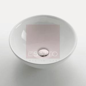 Esatto ® - Ovalín Lavabo De Ceramica Blanca Import Oc-017