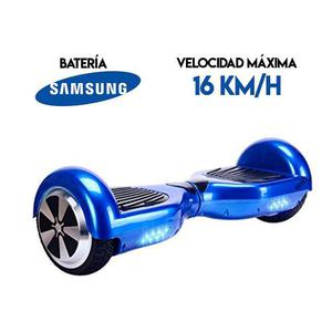 Patineta Electrica Scooter Hoverboard Hoverbie Bater Samsung