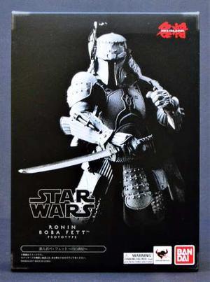 Star Wars Ronin Boba Fett Prototype Sdcc Bandai Legacyts
