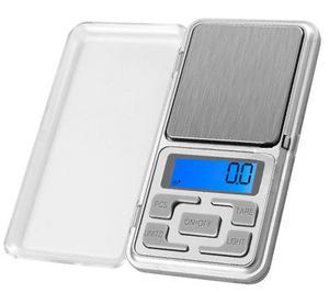 Bascula Digital Gramera Mini 0.1gr X 500gr Gramos Fitness