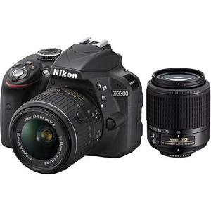 Nikon D Mp Cmos Slr Digital Con Af-s Dx Nikkor 18-.