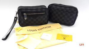 Sobaquera Gucci Lacoste Louis Vuitton Lv Mariconera