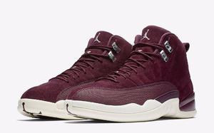 Tenis Nike Air Jordan 12 Retro 'bordeaux Winter'