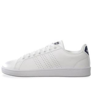Tenis adidas Cf Advantage Clean - Bb - Blanco - Hombre