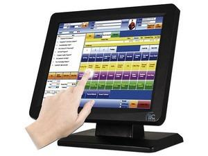 Monitor Lcd Ec Line 15 Pulgadas Touch Screen Punto De Venta