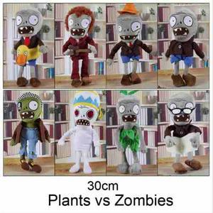 Peluche Plantas Vs Zombies Precio Liquidacion Oferta