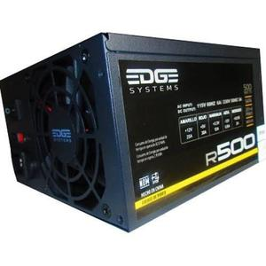 Fuentes De Poder Acteck Edge R-500 De 500w, Atx