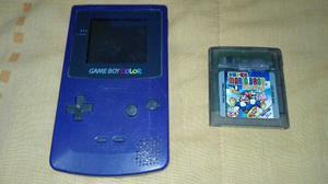 Game Boy Color Con Juego De Mario