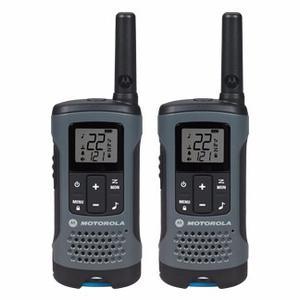 Radio Motorola T200 Kit De 2 Radios Talkabout Walkie Talkie