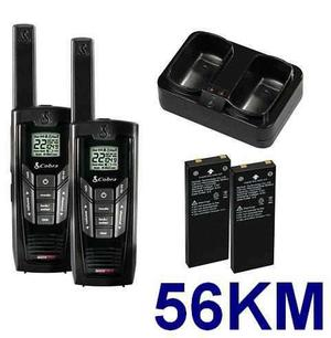 Radios Cobra 56km (35 Millas) Cxr925 Dos Vias