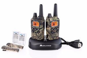 Radios Midland X Talker T65vp3 51km 32 Millas Camo Evox