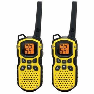 Radios Motorola 56km 35 Millas Ms350mr Sumergible Flotantes
