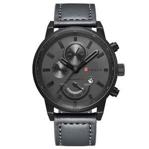Reloj Para Caballero Hombre Elegante Casual Curren Original