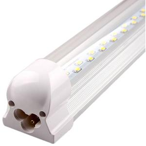 Tubo Lampara Doble Led 24w T8 C/ Accesorios No China Pirata