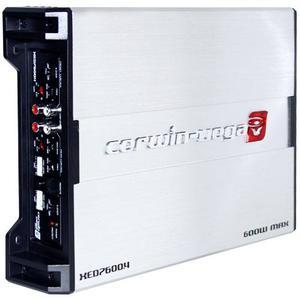 Amplificador 4 Canales Cerwin Vega Xed Para Bocinas