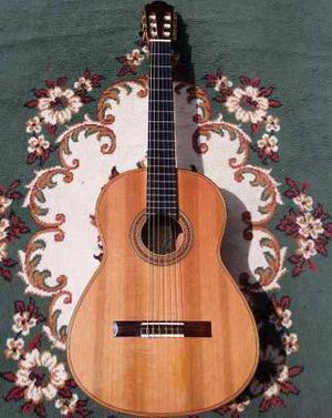 Guitarra Acustica De Concierto Palo Escrito