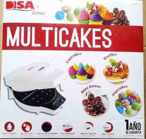 Máquina Cupcakes Mini, Wafles, Minidonas, Popcakes
