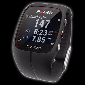 Reloj Polar M400 Gps Negro Sin Banda Smartwatch Bluetooth