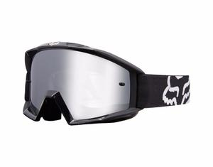 Goggles Fox Main Race Negro Mica  Motocross Downhill Mtb