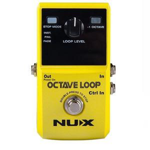 Nux Octave Loop Pedal Looper