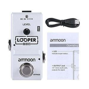 Pedal Looper Guitarra Mini Pedal Envio Gratis