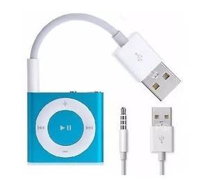 Cable Usb De Carga Y Datos Ipod Shuffle Música Mp3 2g 3g 4g