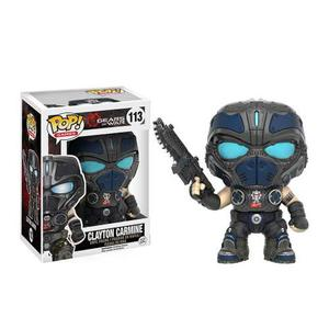 Coleccionable Funko Pop Games Gears Of War Clayton Funko