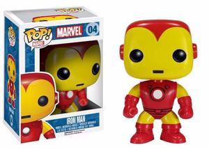 Figura Coleccionable Iron Man Marvel Funko Pop