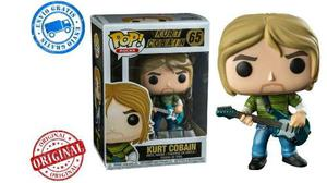 Funko Pop - Kurt Cobain (1)