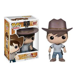 Funko Pop Series The Walking Dead Carl Funko