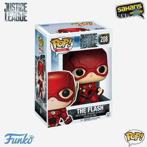 Funko Pop The Flash - Justice League Envio Gratis