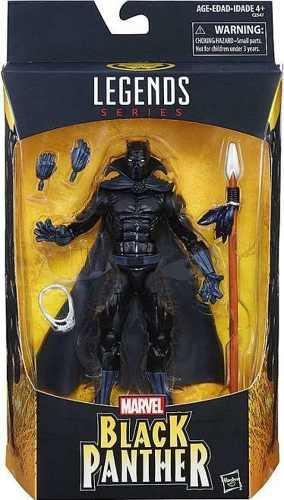 Legends Black Panther Serie Marvel Hasbro
