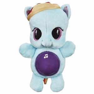 My Little Pony Rainbow Dash Pony Luminoso Playskool