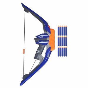 Nerf Arco Stratobow Elite N Strike 15 Dardos Hasbro