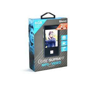Reproductor Mp3 Y Mp4 Eclipse Suprafit 8gb Touch Y Camara /e