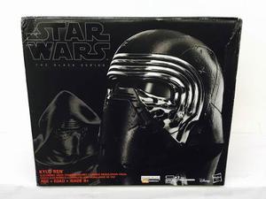 Star Wars Kylo Ren Casco Electronico Modulador De Voz Hasbro