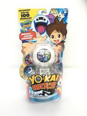Yokai Watch Reloj Electronico Sonido Hasbro